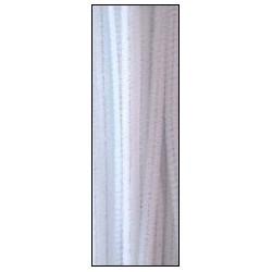 Chenille draad 6 mm x30 cm