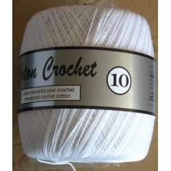 Lammy Yarns Coton Crochet No. 10