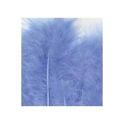 Marabou  Veertjes Lichtblauw