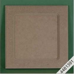Houten lijstje 23 x 23 cm (MDF)