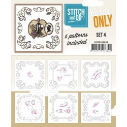 Stitch and Do - Cards only...