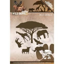 ADD10107 Amy Design Wild Animals