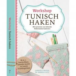 Boek Tunisch haken workshop