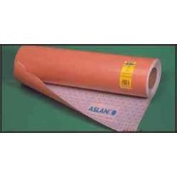 Aslan 2-zijdig folie  45 cm breed  (per meter)