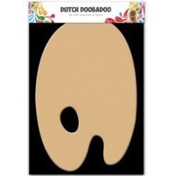 Dutch DooBaDoo Rocking Horse - Houten paard