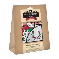 Christmas Bunting Kit