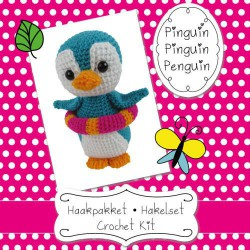 Haakpakket Pinguin