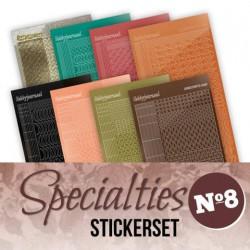 Specialties 08 Stickerset