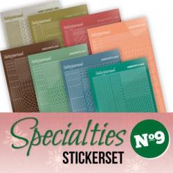 Specialties 09 Stickerset