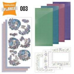 Sparkles Set 03 - Lovely Pets