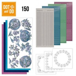 Dot and Do 150 - Birds in...