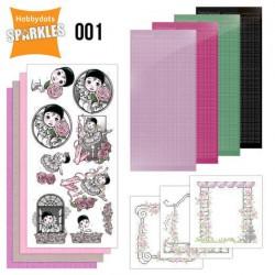 Sparkles Set 01 Pierrot