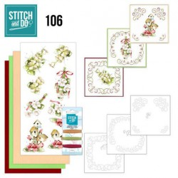 Stitch and Do 106 - Pink...