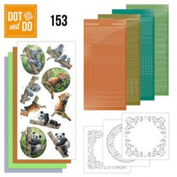 Dot and Do 153 - Wild Animals
