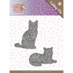 Dies - Amy Design - Cats -...