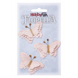 FLORELLA-Vlinders zart...