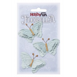 FLORELLA-Vlinders hellblau,...