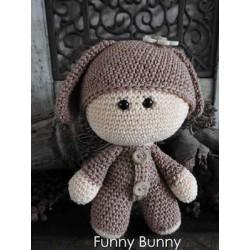 Haakpakket Funny Bunny