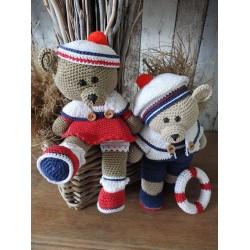 Haakpakket Funny bears Rody...