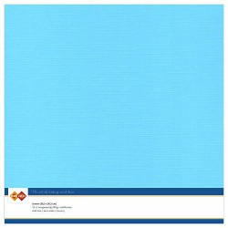 Linnenkarton -  Hemelsblauw