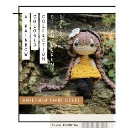 Boek Amilishly Chiby Dolls