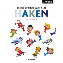 Boek Mini Waterwereld haken