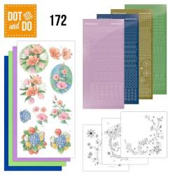 Dot and Do 172 - Aquarel Tulpen en mee