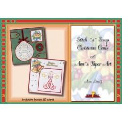 Hobbydols 035 - Stitch ´n´ Scrap Christmas Cards