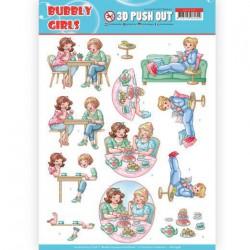 3D Pushout - Yvonne...