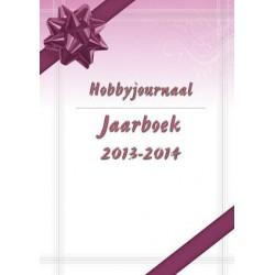 Hobbyjournaal jaarboek 2013...