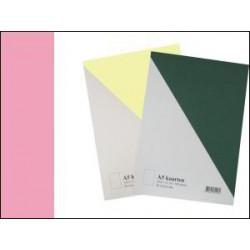A5 kaart Sunlight Pink