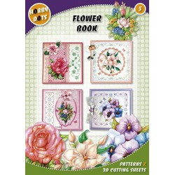 Hobbydots 5 - Flower Book